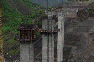 seismic isolation - Bitlis Viaduct