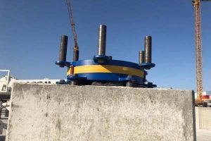 seismic isolation - TURKCELL EUROPE DATA CENTER, TEKİRDAĞ